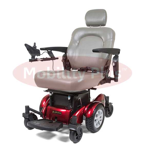Mobility Plus Compass HD GP620SS Power Chair