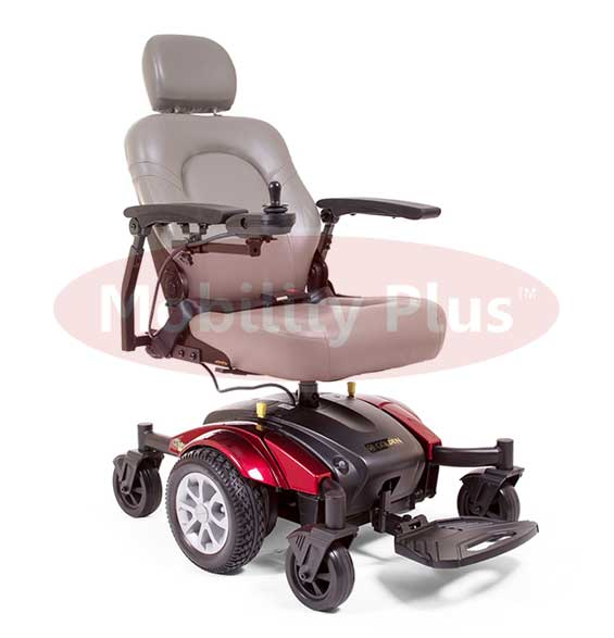 Mobility Plus Jackson Compass Sport GP605SS Power Chair