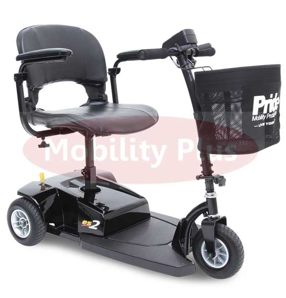 Mobility Plus Go-Go ES2 3-Wheel