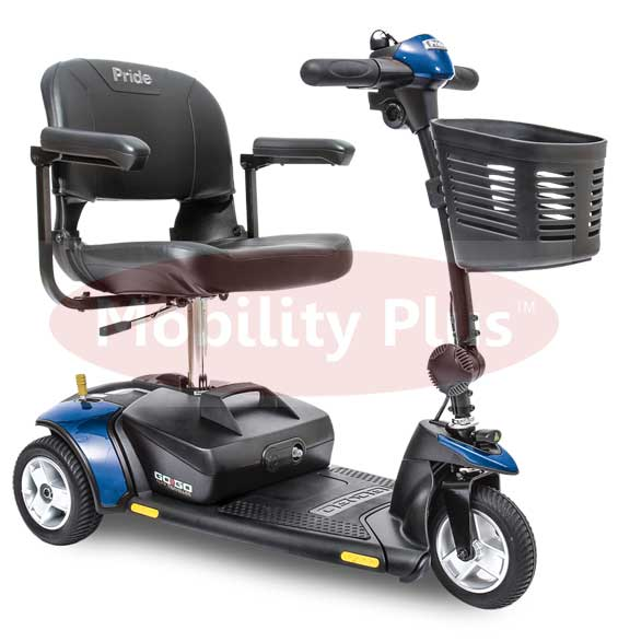 Mobility Plus Go-Go Elite Traveller 3-Wheel