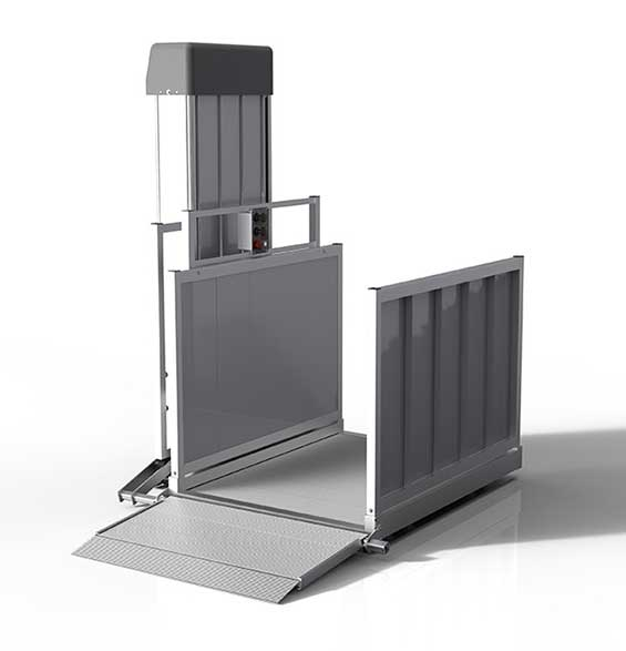Mobility Plus PASSPORT Vertical Platform Lift
