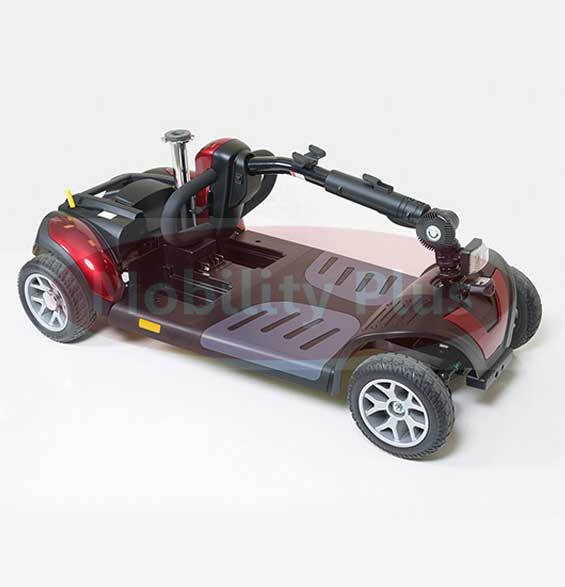 Mobility Plus Buzzaround XLHD 4 Wheel Mobility Scooter