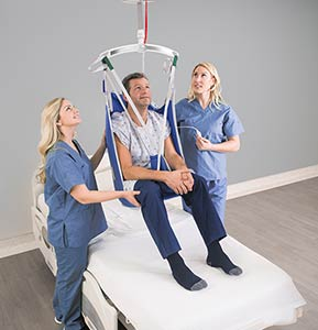 Patient Lifts of Mobility Plus