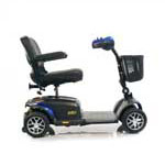 Mobility Plus West Palm Beach Buzzaround EX 4 Wheel Mobility Scooter