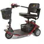 Mobility Plus of Schaumburg LiteRider 3 Wheel Mobility Scooter